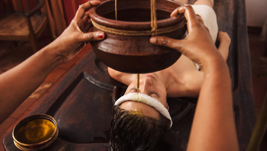 Dhara kezelések - stressz- és fájdalomkezelő masszázs