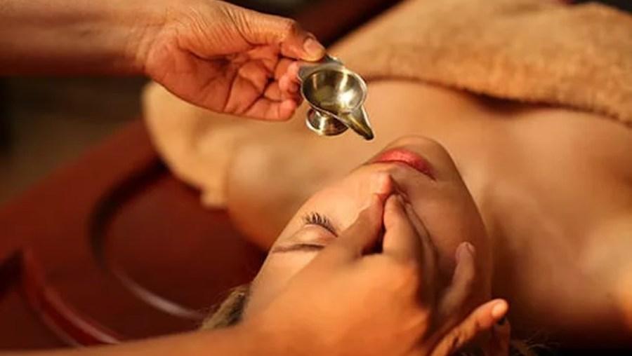 Nasya - orrüreg tisztítás